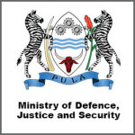 Ministry Defence, Justice and Security